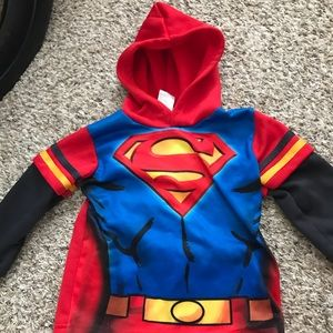 Other - Superman pullover hoodie